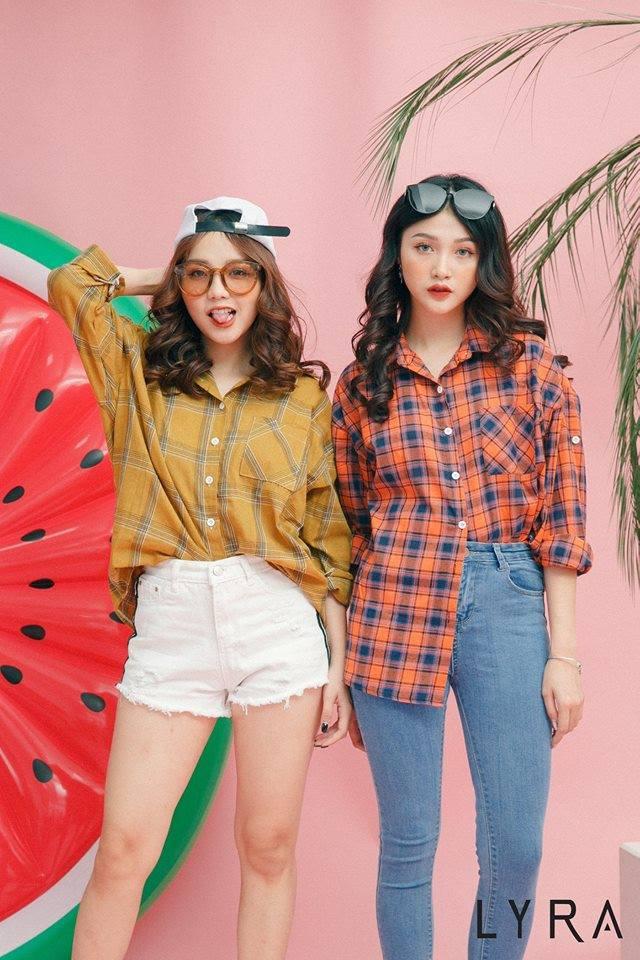 Top 10 shop quần áo đẹp ở Cầu Giấy