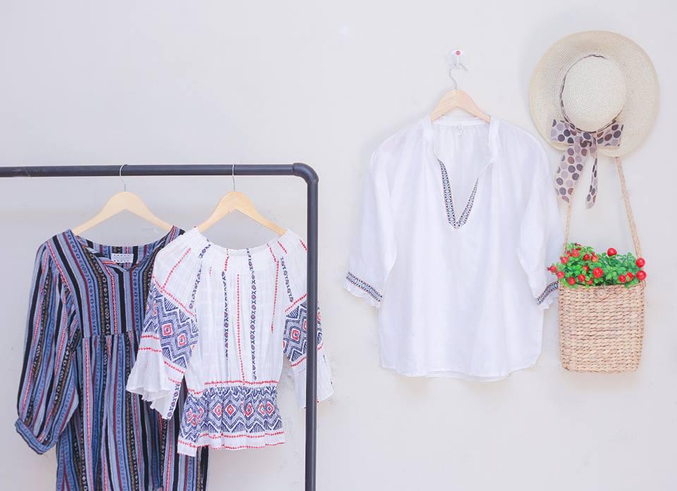 10 shop thời trang hàng thùng nổi tiếng tại Hồ Chí Minh
