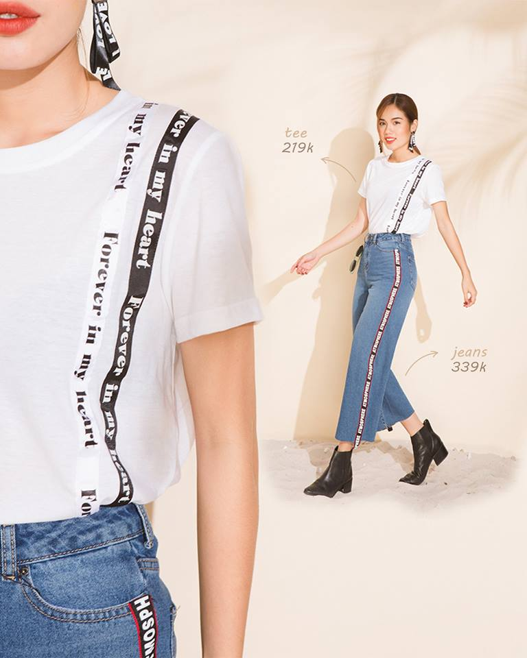 Top 7 shop bán quần jean nữ đẹp giá rẻ tpHCM