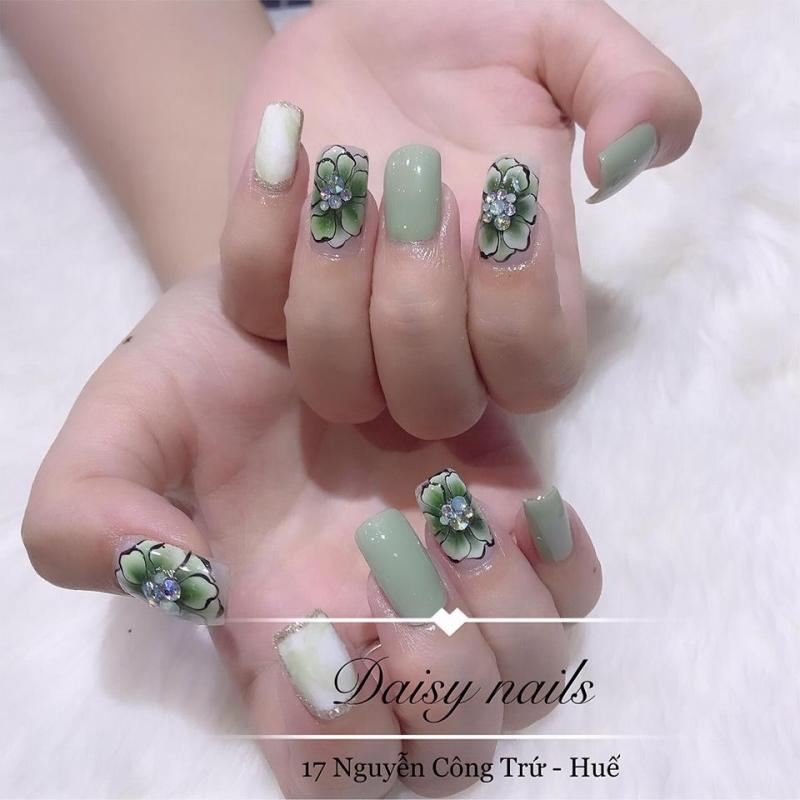 Top 7 tiệm làm nail đẹp tại Huế