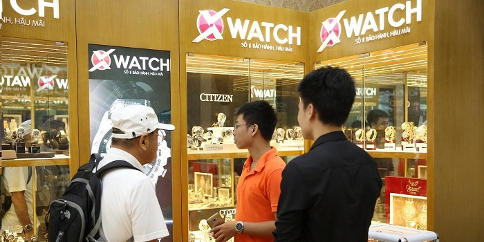 Top 10 cửa hàng bán đồng hồ đẹp và chất lượng nhất TP. HCM
