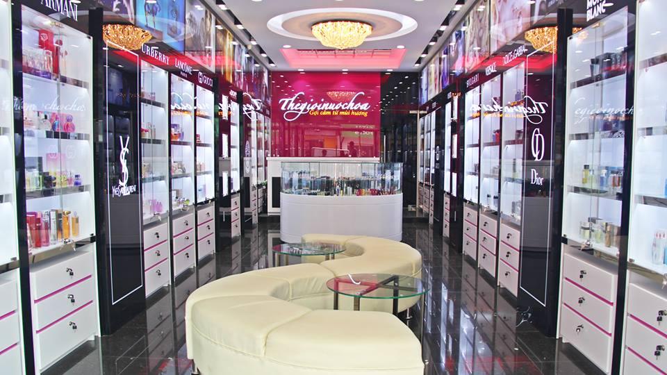 Top 8 shop bán nước hoa uy tín và chất lượng nhất TP. HCM