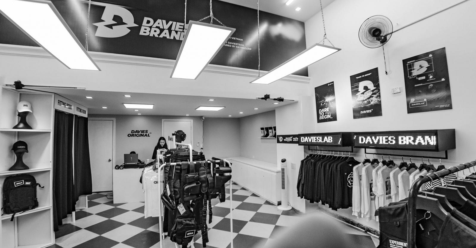 Top 8 shop thời trang nam đẹp và nổi tiếng nhất Đà Nẵng