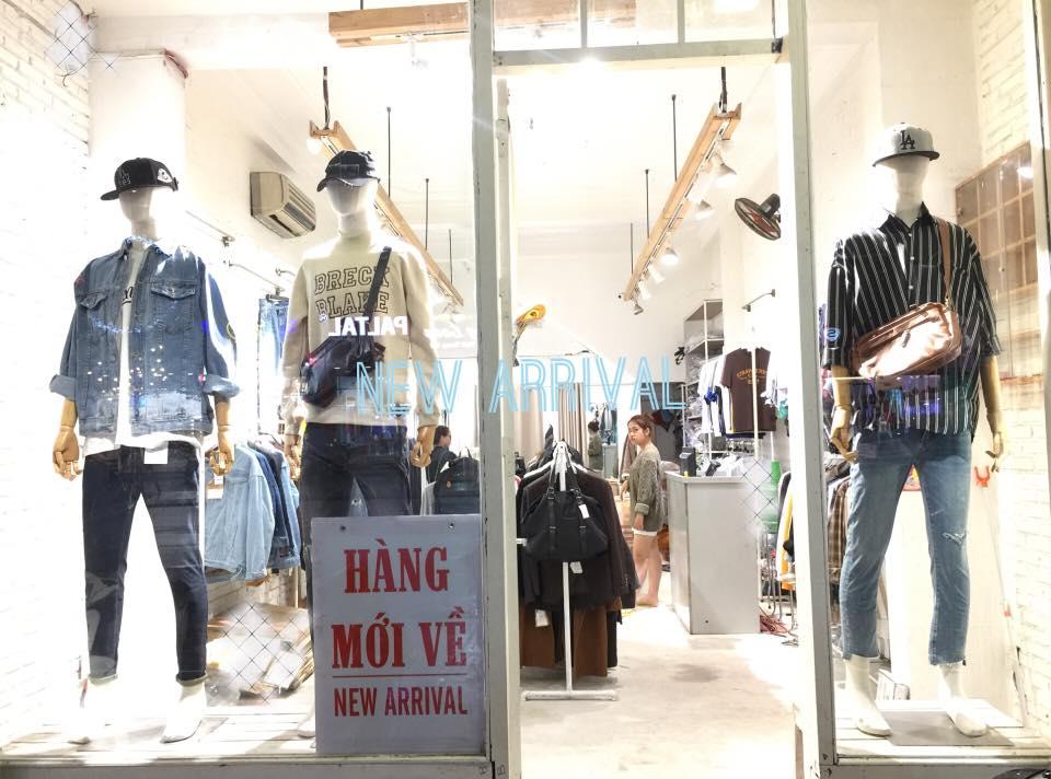 Top 10 shop thời trang nam đẹp và nổi tiếng nhất Đà Nẵng