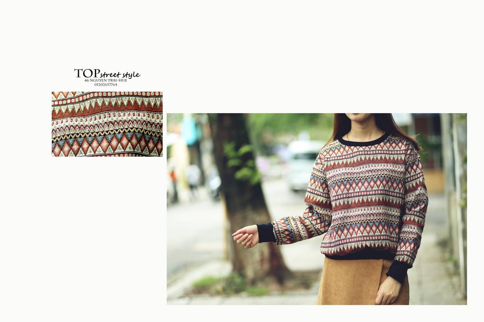 Top 6 shop bán áo len nữ đẹp nhất Huế