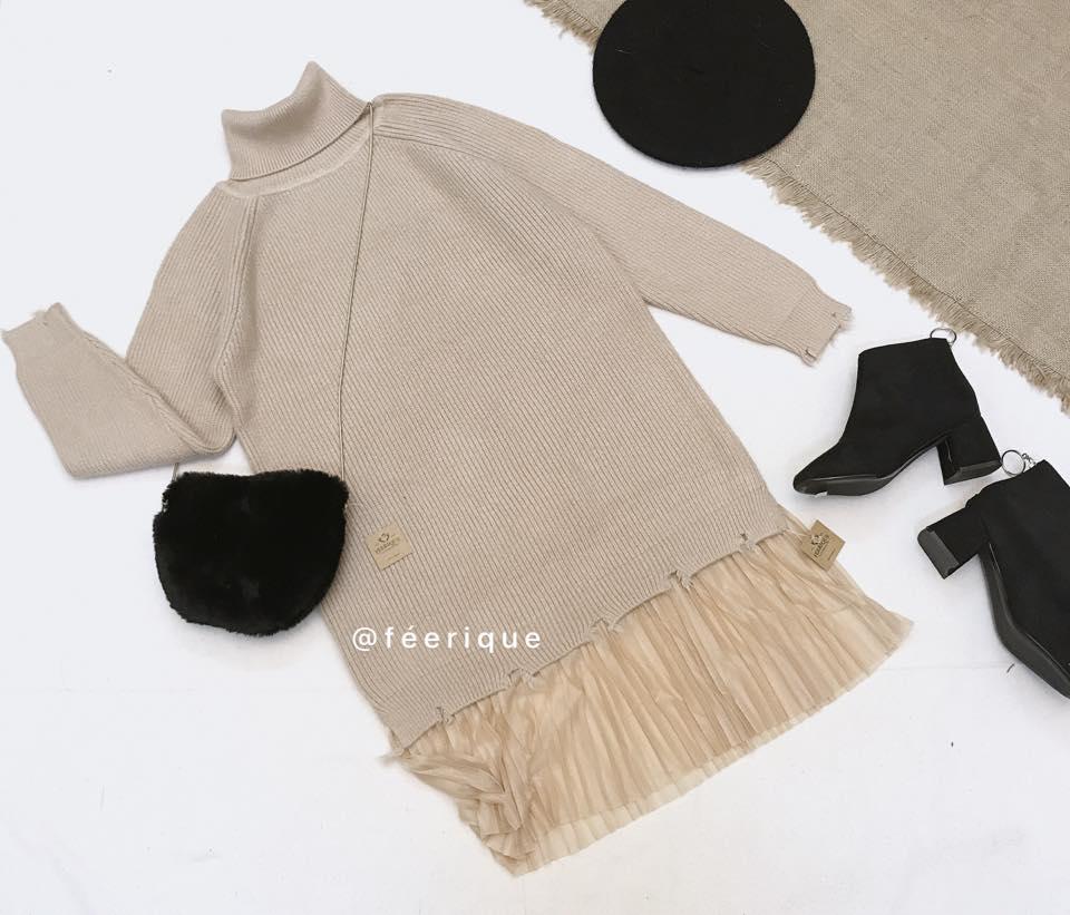 Top 6 shop áo bán áo len nữ đẹp nhất Huế