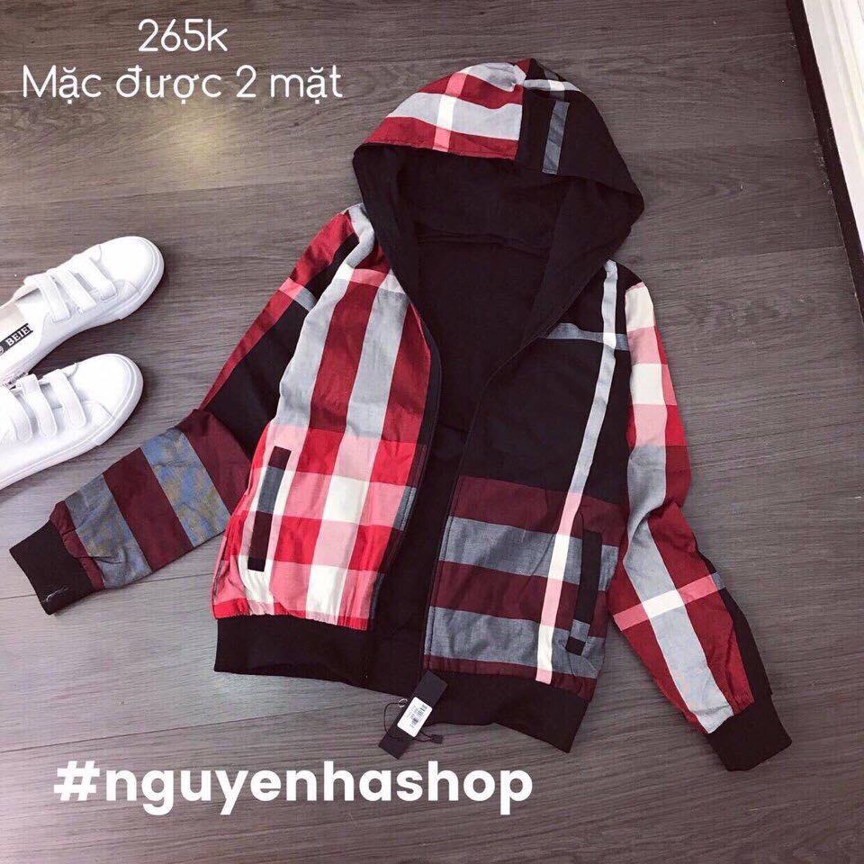 shop bán áo khoác nữ đẹp