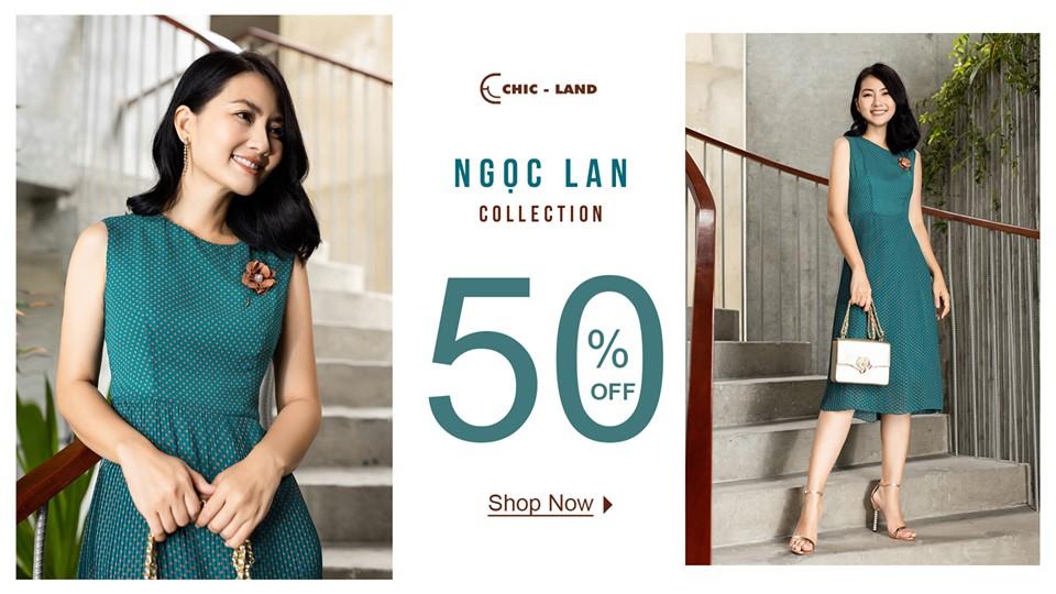 Top 15 thương hiệu thời trang nữ đẹp nhất Việt Nam