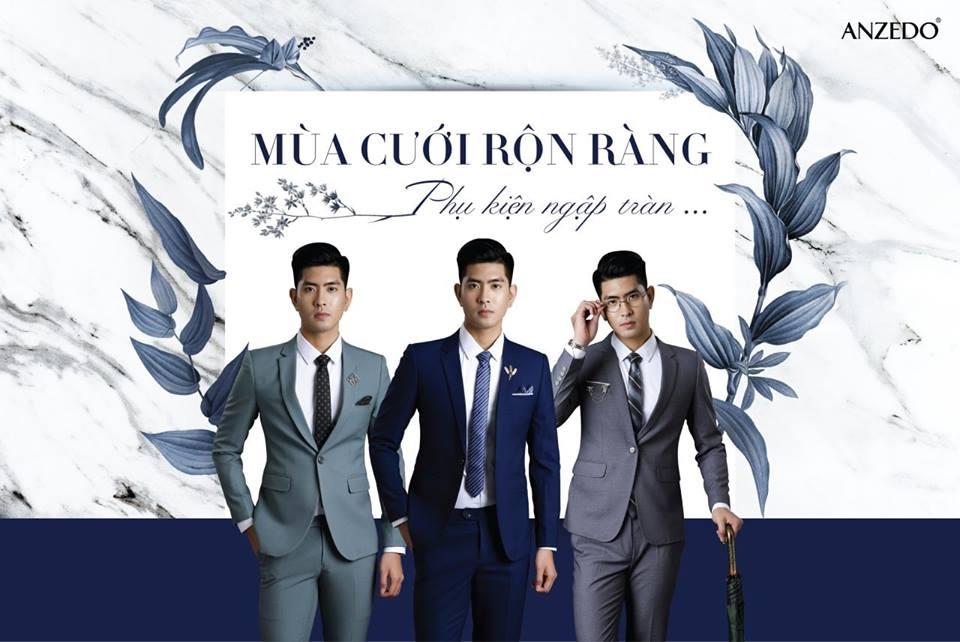 Top 12 cửa hàng may áo vest nam đẹp nhất Hà Nội