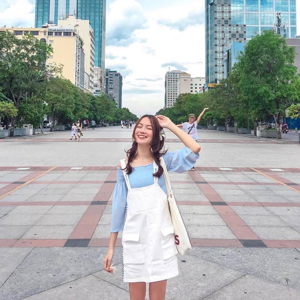 Top 8 shop bán váy yếm đẹp nhất TPHCM