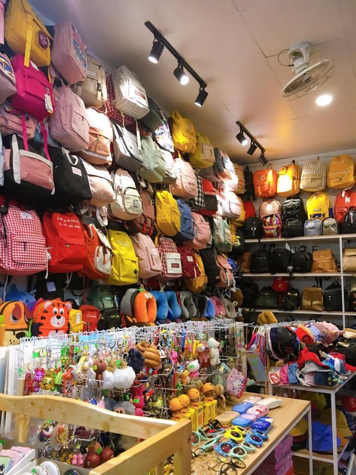Top 10 shop bán balo đẹp, chất lượng nhất ở Huế