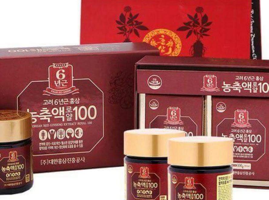 Top 7 cửa hàng bán nhân sâm Hàn Quốc uy tín nhất Đà Nẵng.