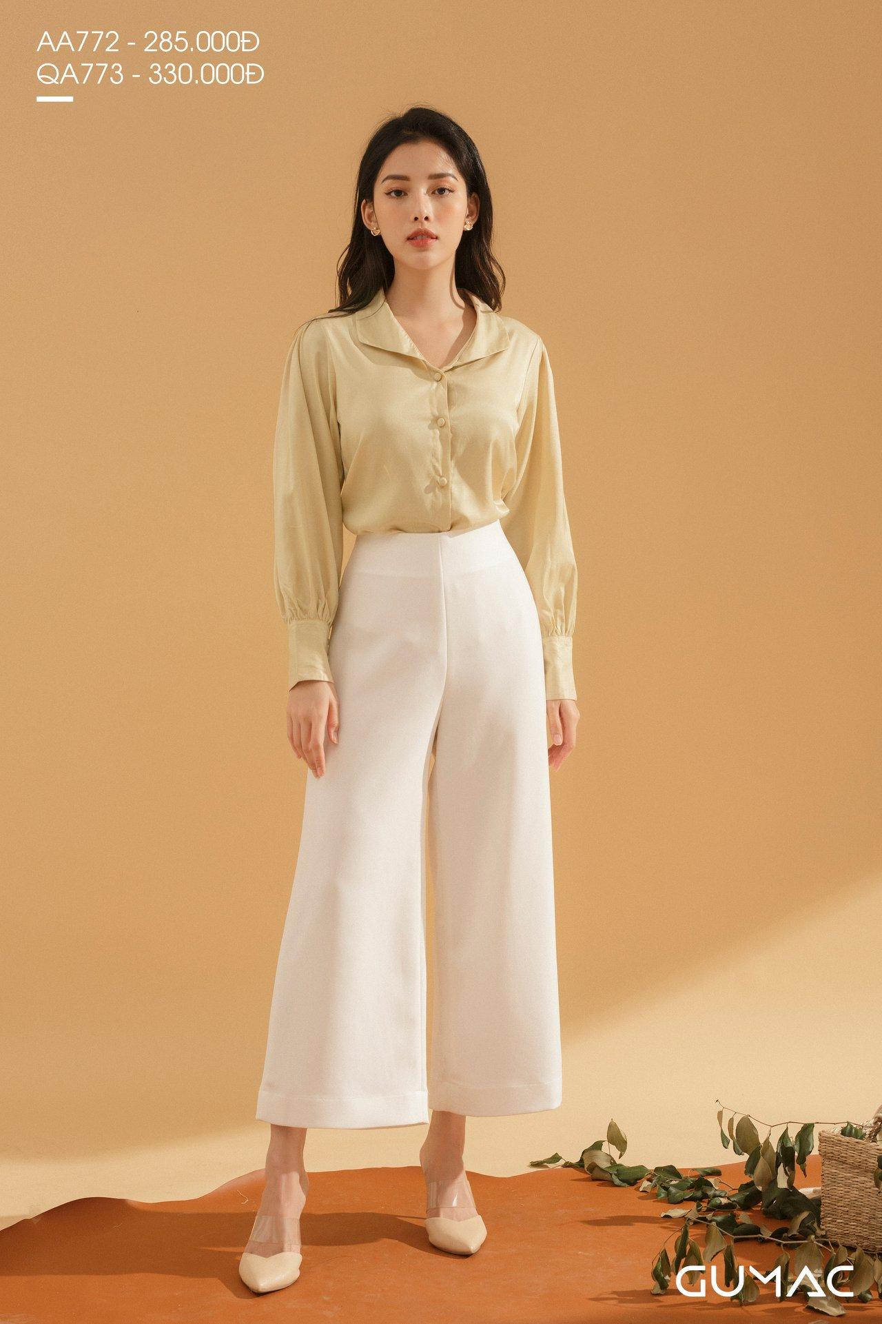 Top 5 shop thời trang công sở nữ giá tốt, mẫu đẹp nhất Hà Nội
