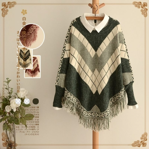 Tổng hợp 7 cách phối đồ với áo len nữ đẹp nhất
